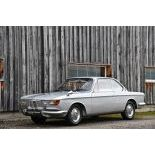 BMW 2000 CA, 1968
