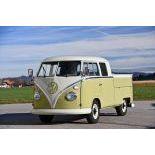 VW T1 Doppelkabine, 1964