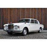 Rolls-Royce Silver Shadow I, 1968