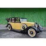 Rolls-Royce 20/25 Convertible, 1935
