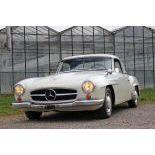Mercedes 190 SL, 1960