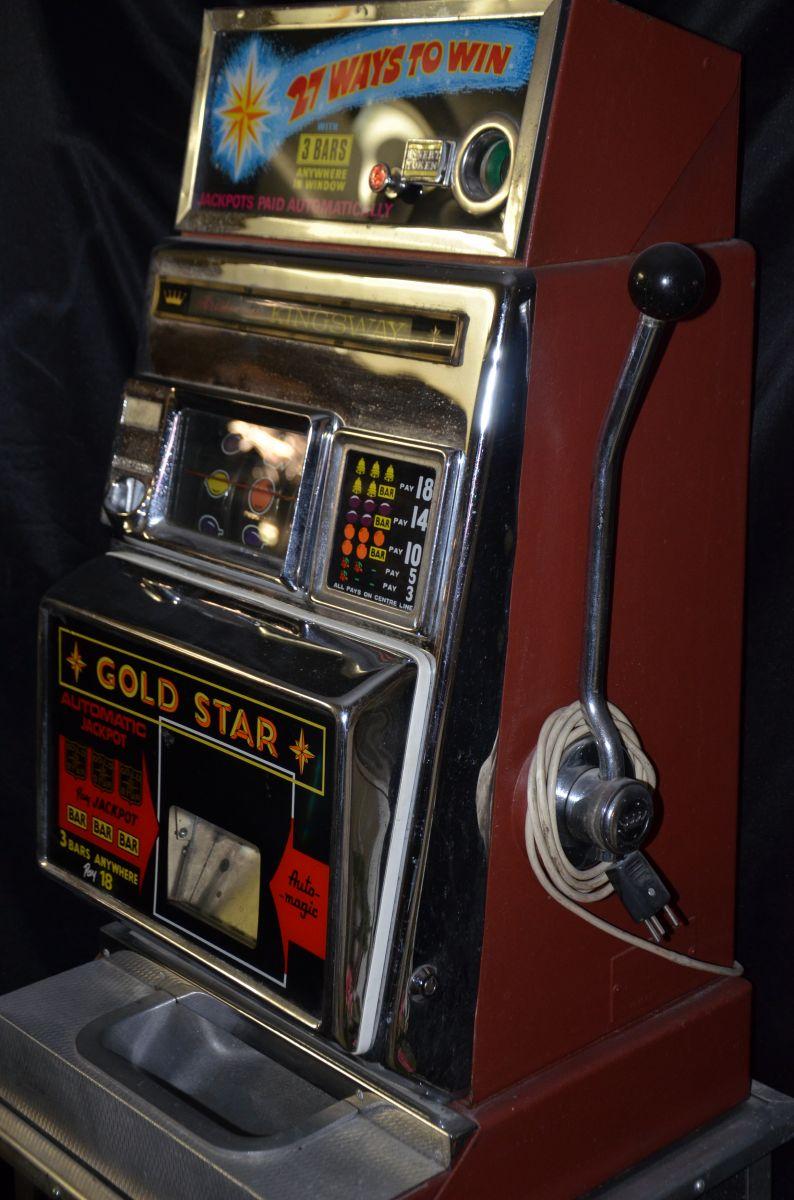 Star Nova Slot Machine