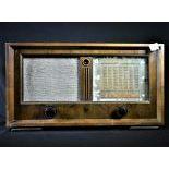 Radio J. Thevoz, Lucens. Hauteur  30cm.