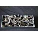 Collection de tampons, époque 18ème pour bijoux et autres.