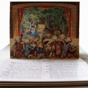 Theater Bilderbuch. Pop-up book