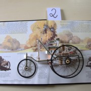 Automobile. Pop-up book