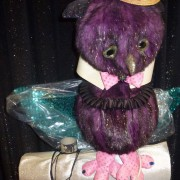 Little Owl purple