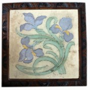 Music Trivet decor Iris