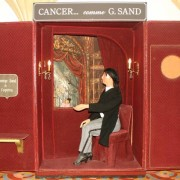 CANCER like GEORGE SAND