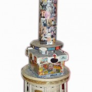 ART NART BRUT. Lighthouse Tower.
