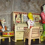 Lil Abner Tin - Toy