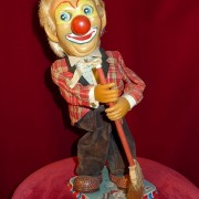 Bozo - clown sweeper