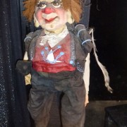String Puppet red nose Jack