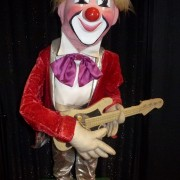Clown guitar
