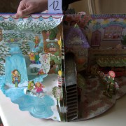 The Winter Palace of the Fairies. Pop-up book