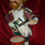 The Scottish Drumer