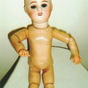 Doll - Naked Boy - SFBJ