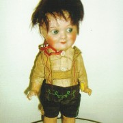 Doll - Googeli with Shorts - DEMAI-COl
