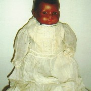 Doll - Black Child - A+M