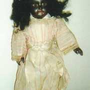 Doll - Black Girl - A B+G