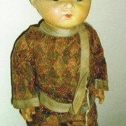 Doll - Chinese Boy - A+M