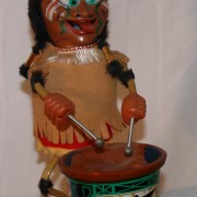 Marx Indian Drum