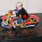 The biker clown