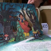 Snow White. Pop-up book