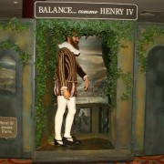 BALANCE Zodiac animated scene with Henry IV