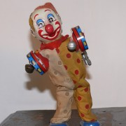 Clown key toy