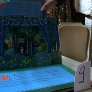 Azur & Azmar. Pop-up book