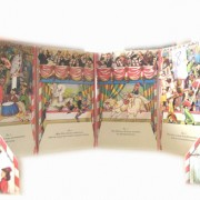 International Circus. Pop-up book