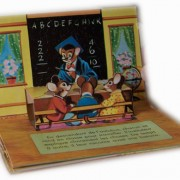 Mice-School.Pop-up book
