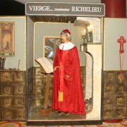 VIRGIN as RICHELIEU
