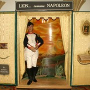 LION as NAPOLEON