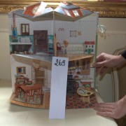 My dollhouse. Pop-up book
