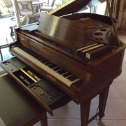 Knabe Ampico B Reproducing Grand Piano