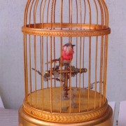 Bird Cage by Griesbaum