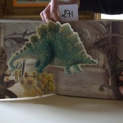 The Bears at the Museum. Pop-up book