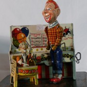 Howdy Doody Tin -Toy